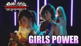 Tekken Tag Tournament 2 - XBOX 360 / PS3 - Girls Power