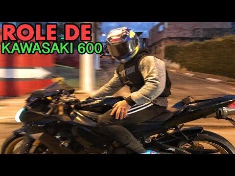 ROLE DE KAWASAKI 600