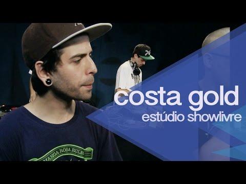 """""""Ms Finesse pt. 2"""" -  Costa Gold no Estúdio Showlivre 2014"""