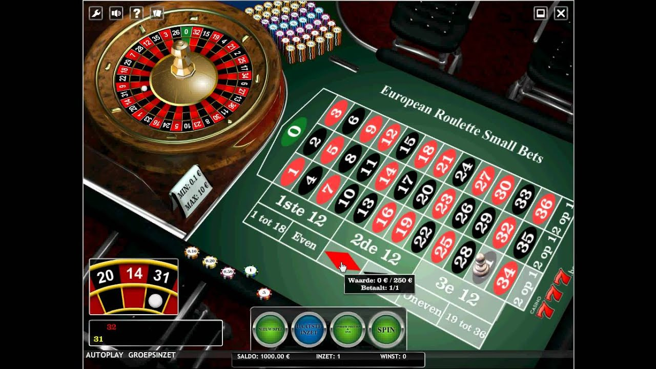 Casino roulette tips and strategies
