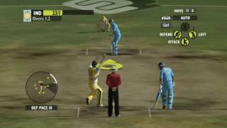 Ashes Cricket 2009 - Shots compilation
