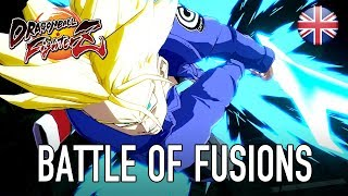 Dragon Ball FighterZ - PS4/XB1/PC - Battle of fusions (DLC 2 English launch trailer)