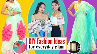 Best DIY Fashion Ideas | Designer Look From Waste | DIYQueen