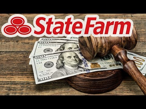 State Farm Insurance CAUGHT Influencing State Judges