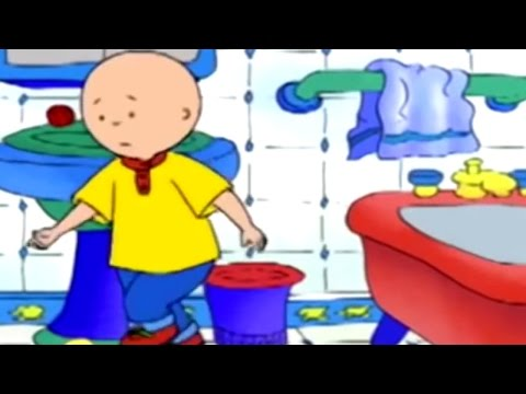 Funny Animated cartoons Kids |  Caillou's angry | WATCH CARTOONS ONLINE | Cartoon for Children