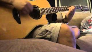 Tower Of Strength The Mission Uk (12 string acoustic guitar)