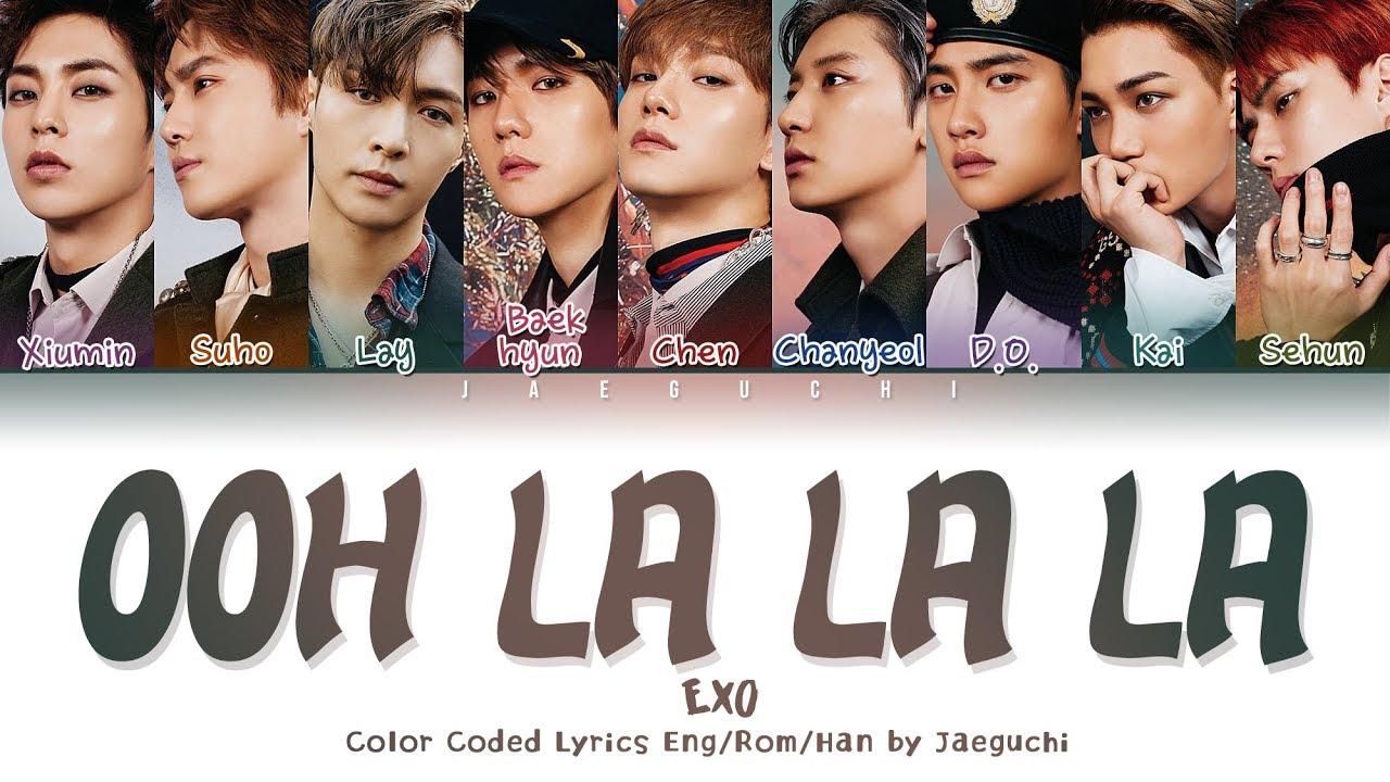 EXO – Ooh La La La (닿은 순간)