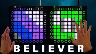BELIEVER - Imagine Dragons // Launchpad Remix Ft. NSG & Romy Wave