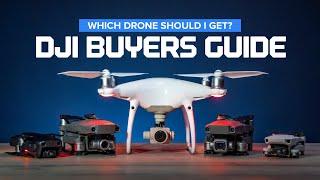 DJI Drone Buyers Guide 2020