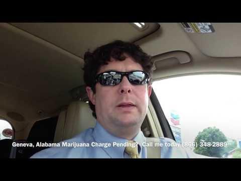 Geneva, Alabama Marijuana Drug Crime Attorney - Drug Charge Marijuana Lawyer Geneva, AL