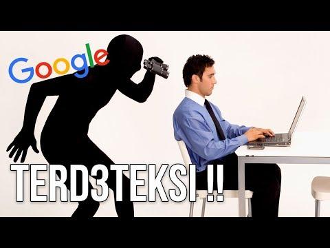 5 Informasi yang Diambil Google Tanpa Sepengetahuan Kamu