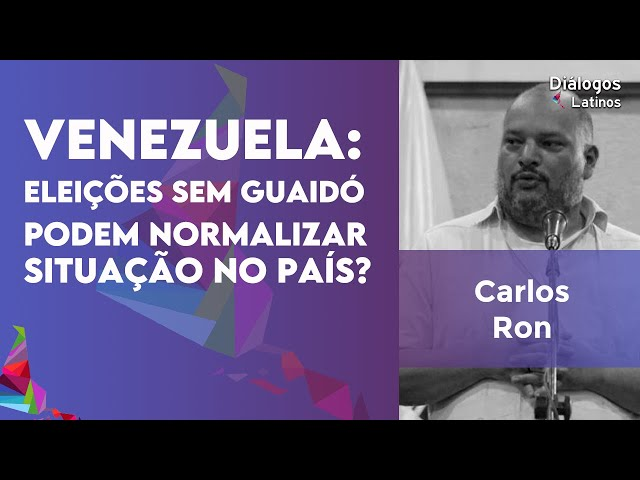 Venezuela: Eleições sem Guaidó podem normalizar situação no país?