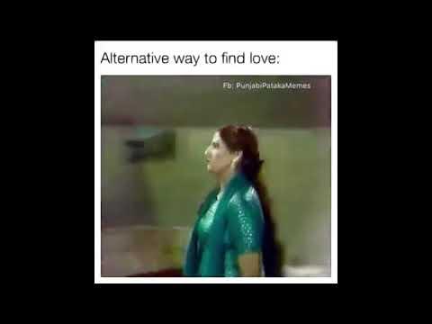 Alternative way to find love