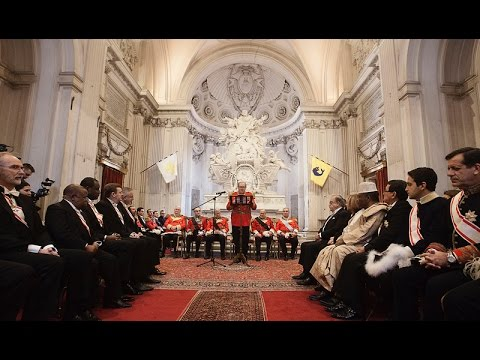 2017 Grand Master's speech to the Diplomatic Corps
