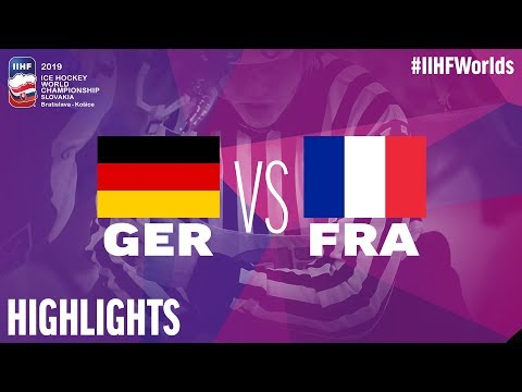 Germany vs. France