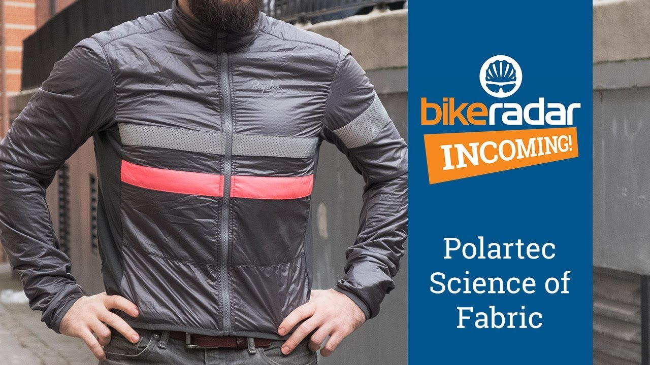 a66dae9a0 Polartec Cycling - The Science of Cycle Clothing. BikeRadar