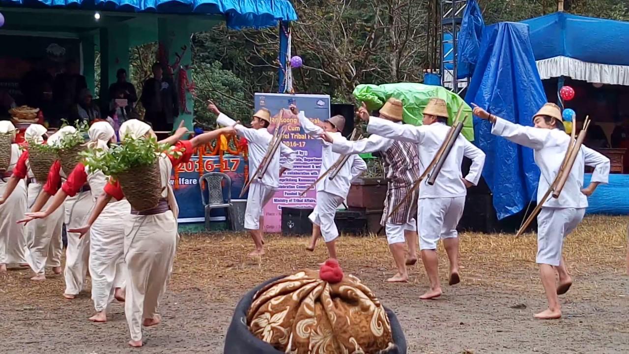 Lepcha Folk Dance