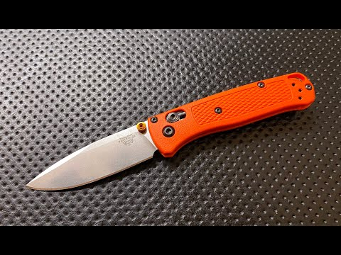 The Benchmade Knives Mini-Bugout Pocketknife: The Full Nick Shabazz Review