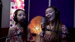 Andreah and Aila - Best Friends