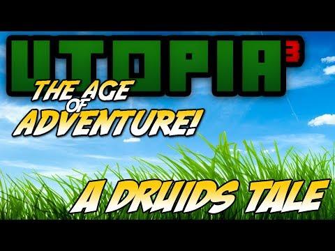 Utopia³ AoA 1.0: a Druids Tale E08 - Chimney Stacks and Kitty Cats