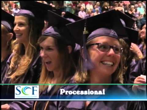 State College of Florida, Manatee-Sarasota, Spring 2016 Graduation