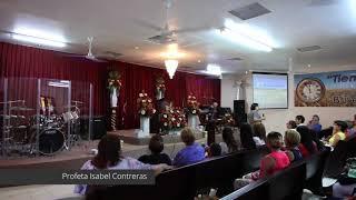 TIEMPO DE COSECHA 2017 Profeta ISABEL CONTRERAS  Conferencia 2