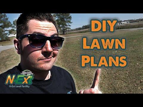 N-Ext DIY Lawn Plan 2019// Bio-Stim Pack+GreenePunch+GreeNe EfFect