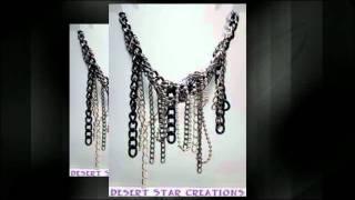Handmade Beaded Jewelry Fashion Show