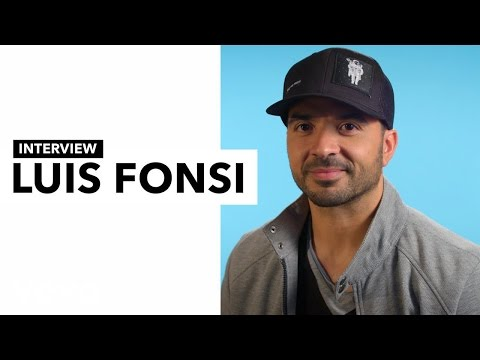 "Luis Fonsi - Luis Fonsi Explains The Slow Success Of ""Despacito"""