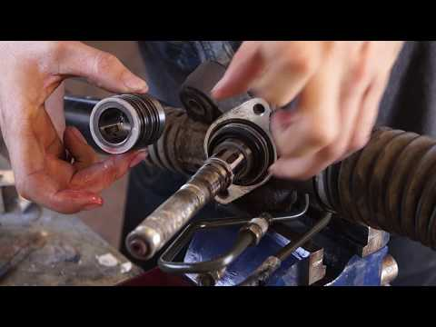 08-17+ Subaru Impreza (Base, WRX and STI) Steering rack rebuild. [Frugal Garage EP5]