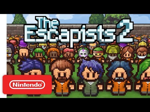Download Youtube: The Escapists 2 Launch Trailer - Nintendo Switch