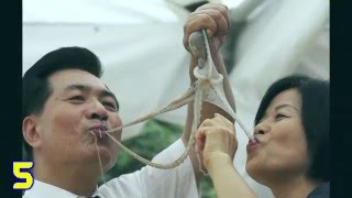 Самые странные традиции первой брачной ночи
