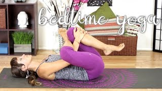 Yoga For Sleep - Relaxing Bedtime Yoga for Insomnia
