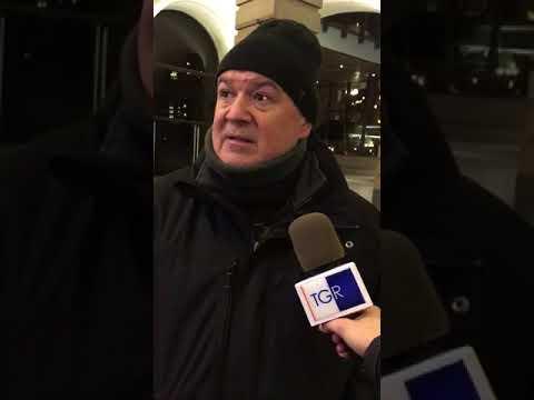 Incidente a Torino a Teatro Regio, 2 feriti