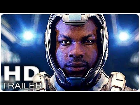 Pacific Rim:uprising Teaser Trailer  (2018) |  Action, Adventure, Sci-Fi Movie Trailers