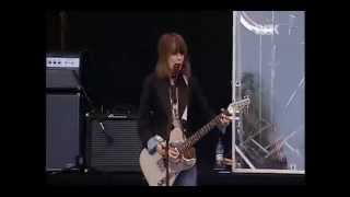 Chrissie Hynde The Pretenders - Six Song Medley