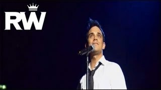 Robbie Williams | 'I Will Talk And Hollywood Will Listen' | Live At The Albert