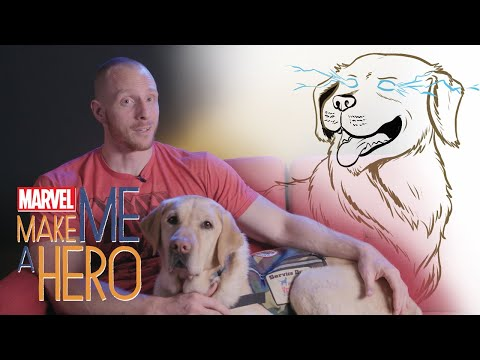 A Resilient Hero & His Dog | Make me a Hero
