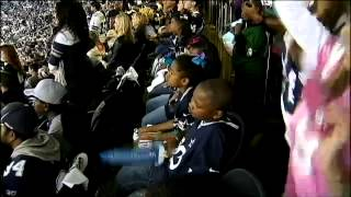 NFL Play 60 kids go to Dallas Cowboys Thanksgiving Day game