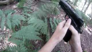 WOLF PACK AIRSOFT kwa m1911 mkIV first person view Thumbnail