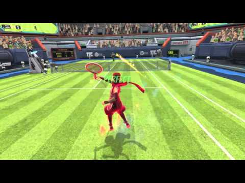 VR Tennis Online Gameplay: Full Singles Match