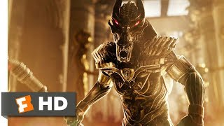 Gods of Egypt (2016) - You're Not Fit to Be King Scene (2/11) | Movieclips