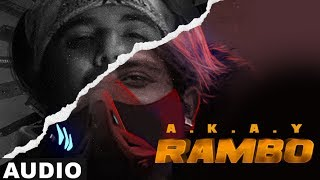 Rambo Full Audio A Kay Western Penduz Latest Punjabi Songs 2019 Speed Records