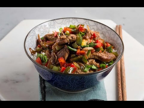 Chinese pork wok recipes