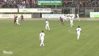 Poggibonsi-Gubbio 0-0 Serie D Girone E