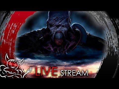 Resident Evil 3 - Стратосферное прохождение. Финал ! [Стрим]