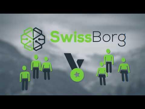 SwissBorg's Blockchain Referendum Rewards You in Tokens
