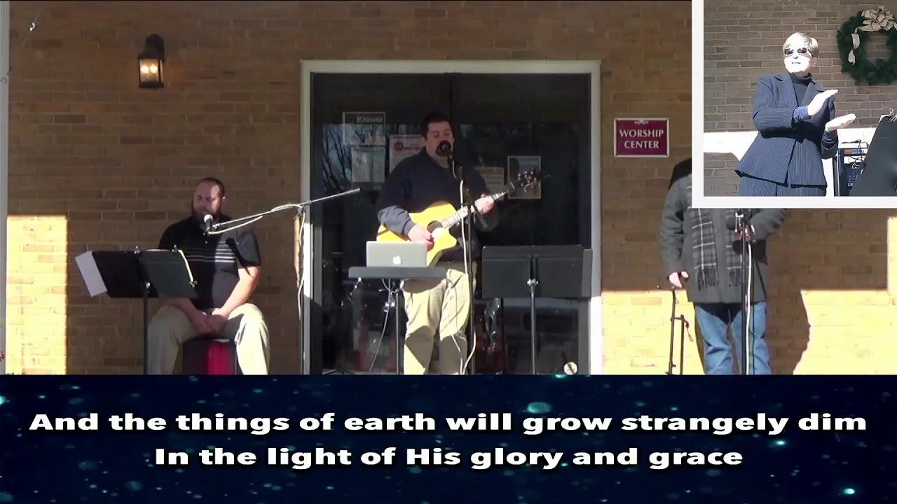 OGBC Drive-in Worship (January 10, 2021)