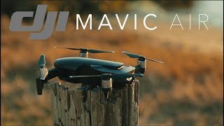 The Near PERFECT Drone!!! - DJI MAVIC AIR Drone Review