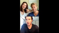 """The Shannara Chronicles"" Cast Reunion 